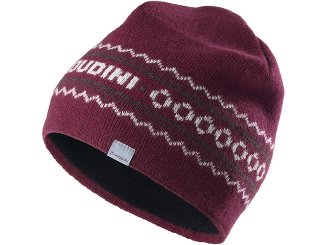 Houdini Tärna Hat peel purple
